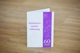 Einladungen Geburtstag 80