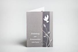 Einladungskarte für Kommunion