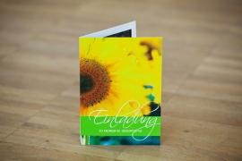 Einladungskarten für Geburtstag