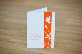 Erstkommunion Einladungskarten