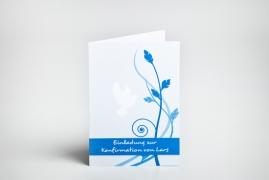konfirmation-einladungskarte